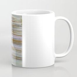 Gold and Silver Deluge Coffee Mug
