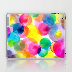 Confetti paint TWO Laptop & iPad Skin