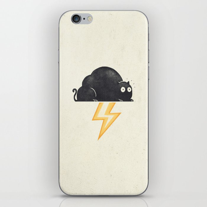 The Thunder Cat iPhone Skin