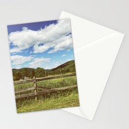 Fencing • Appalachian Trail Stationery Cards