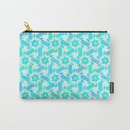 Spring By The Ocean Carry-All Pouch