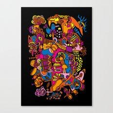 Puska Canvas Print