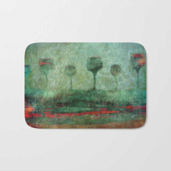 Evergreens Bath Mat
