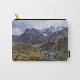 Snowdonia Mountains Carry-All Pouch