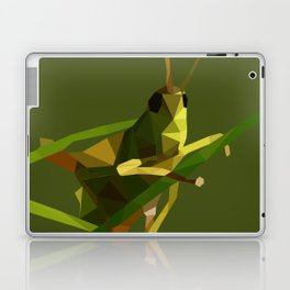 Grasshopper Illustration Laptop & iPad Skin