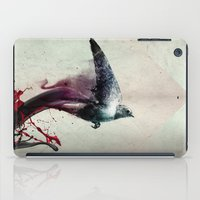 sparrow iPad Cases featuring SPARROW by Tales of Beautiful Sadness