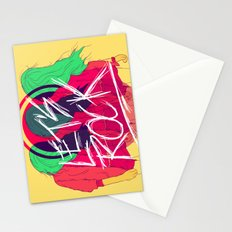 Let's Rock Stationery Cards