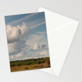 Under The Sky Stationery Cards