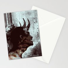 Darkness and light Stationery Cards