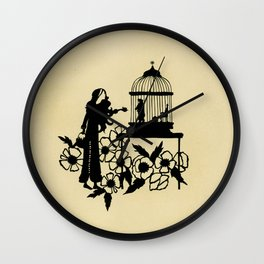 Hate To Say I Told You So Wall Clock