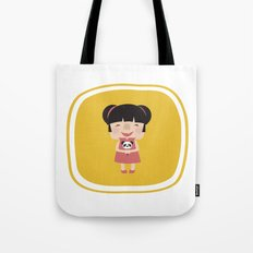Hello how are you (Yellow Tales Series #1) Tote Bag