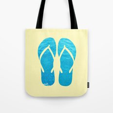 FLIP FLOP SUMMER Tote Bag