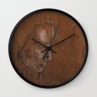running Wall Clocks featuring Running by Jesse Futter