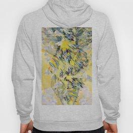 Yellow Flower Storm Hoody