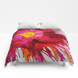 Blissful Explosion Comforters