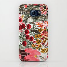 Flower Girl Slim Case Galaxy S6
