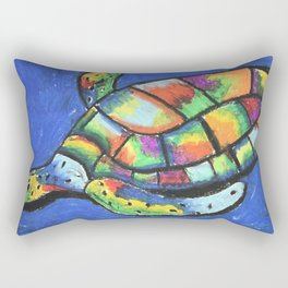 SeaTurtle Rectangular Pillow