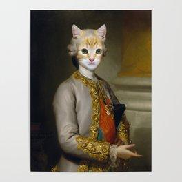 The Cat Duke Poster