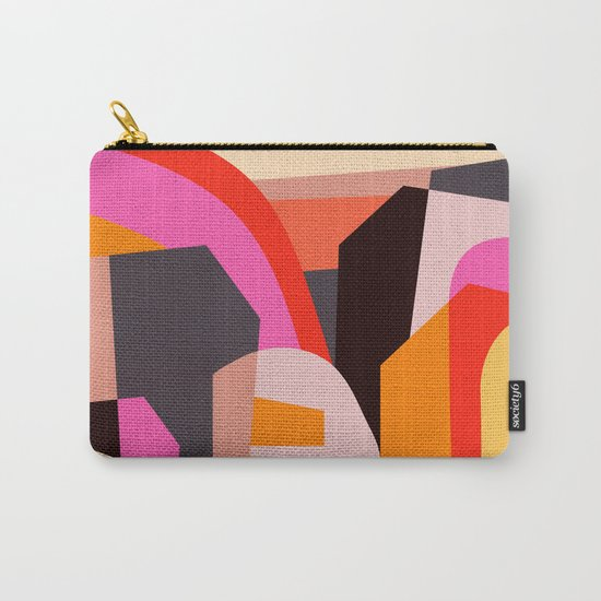 Fragments VI Carry-All Pouch