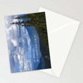 Beautiful Paths Stationery Cards