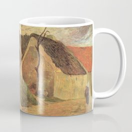 Paul Gauguin - Osny, Stormy Weather (1883) Coffee Mug