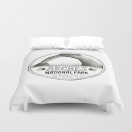 Arches National Park Duvet Cover