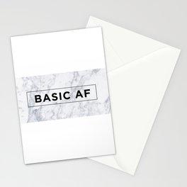 Basic AF Stationery Cards