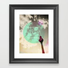 Berlin Framed Art Print