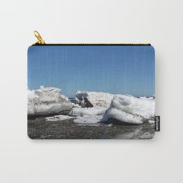 Icebergs and the big Dog Carry-All Pouch