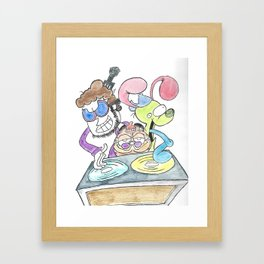 soundbois Framed Art Print