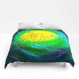 Lucky Angel Comforters