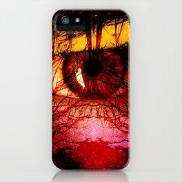 Tree-Eye iPhone Case