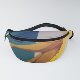old poster Piscina Sarteano Fanny Pack