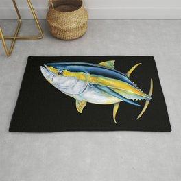 Yellowfin Tuna Rug