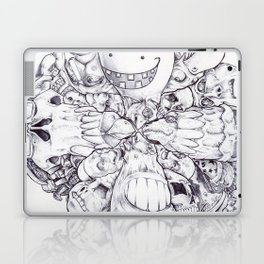 Facing Direction. Laptop & iPad Skin