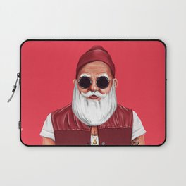 Hipstory -  Santa Claus Laptop Sleeve