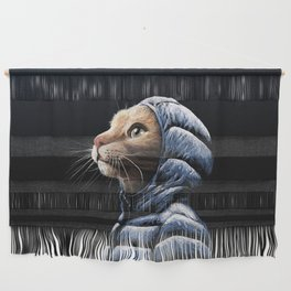 COOL CAT Wall Hanging