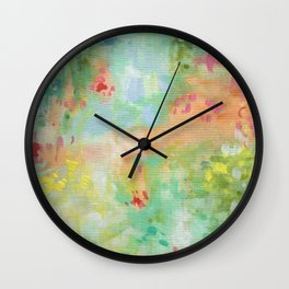 Collette- Abstraction Wall Clock