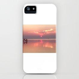 KP Sunset iPhone Case