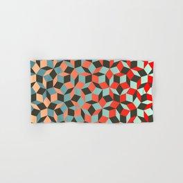 Penrose tiling I Hand & Bath Towel