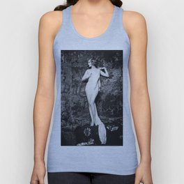 Hazel Forbes - Actress, dancer, and Ziegfeld girl Unisex Tank Top