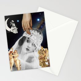 Lovers And Madmen Have Such Seething Brains Stationery Cards