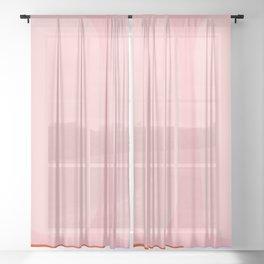 Encounter Sheer Curtain