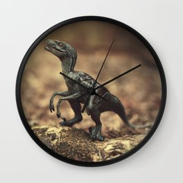 Raptor Wall Clock