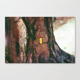 Tinyellowdoor Canvas Print