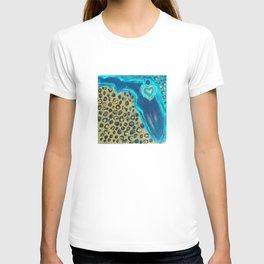 Florida Teal Love T-shirt
