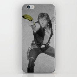 Han Nanner iPhone Skin