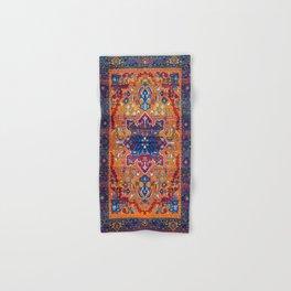 N86 - Vintage Boho Berber Moroccan Handmade Style Design. Hand & Bath Towel