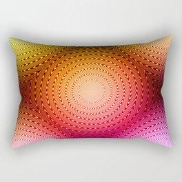 Flagellar Apparatus Rectangular Pillow