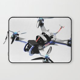 Freestyle quad or fpv drone for race drone freestyle pilots Laptop Sleeve